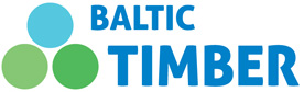 Baltic Timber logo